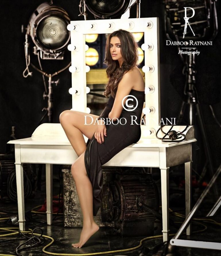 Top 15 Bollywood Actress Topless for The Photo Shoot of Dabboo ratnani calendar 127