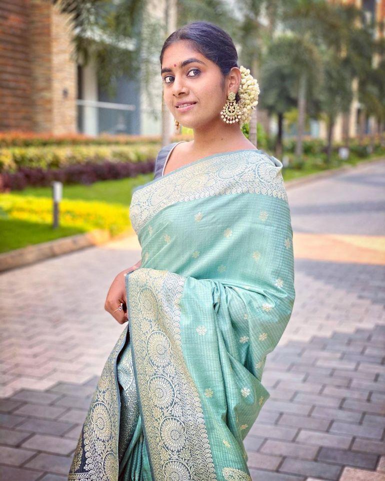 Nimisha Sajayan Wiki, Age, Biography, Movies, and Beautiful Photos 121