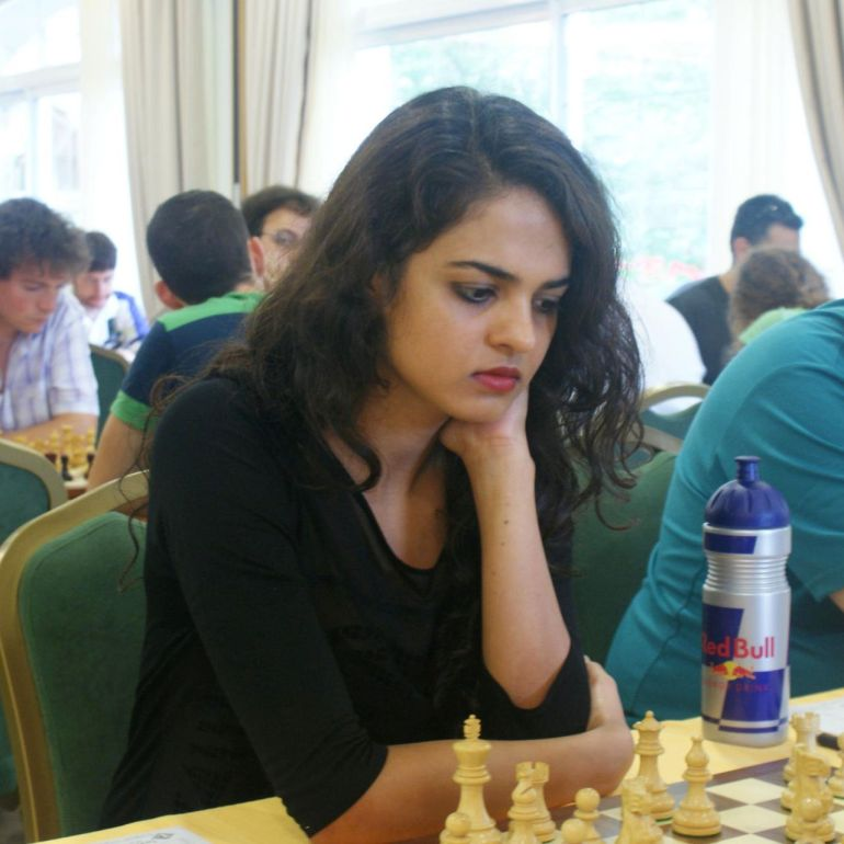 Queen of Indian Chess Tania Sachdev Wiki, Age, Biography, Family, Career, and Beautiful Photos 100