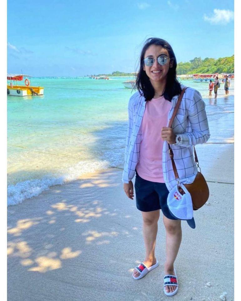 Smriti Mandhana Wiki, Age, Biography, Family, Career, and Beautiful Photos 105