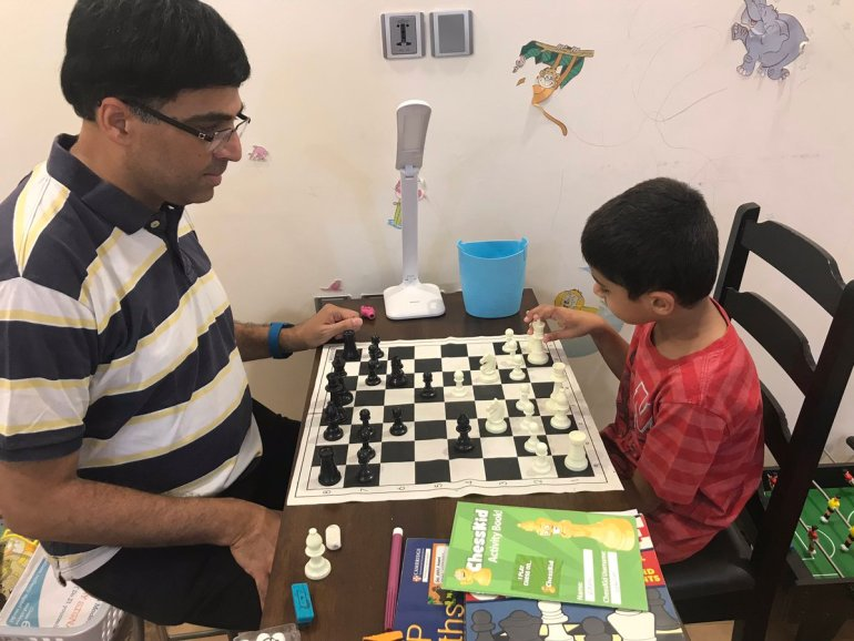 Viswanathan Anand Wiki, Age, Biography, Wife, Family, Awards and Achievements 100