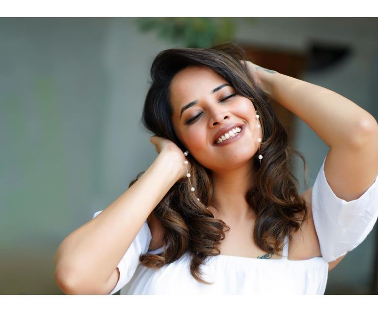 Anasuya Bharadwaj Wiki, Age, Biography, Movies, and Beautiful Photos 117