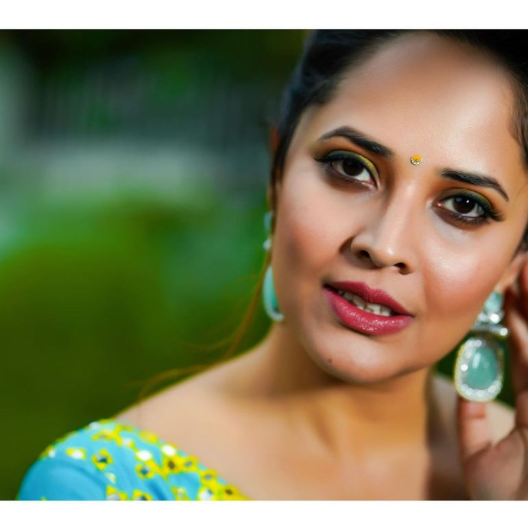 Anasuya Bharadwaj Wiki, Age, Biography, Movies, and Beautiful Photos 119