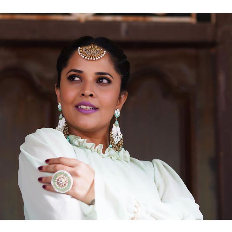 Anasuya Bharadwaj Wiki, Age, Biography, Movies, and Beautiful Photos 127