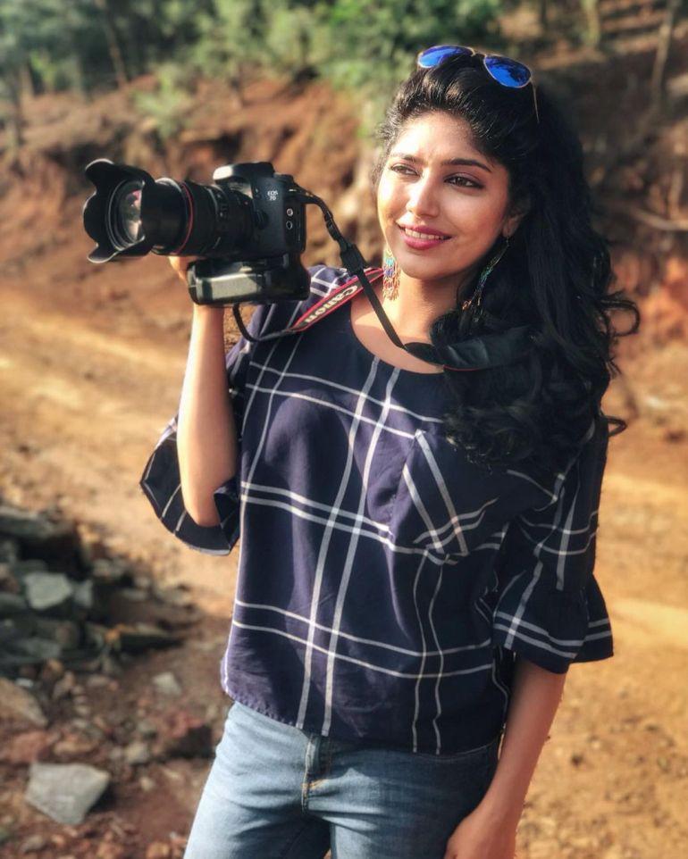 18+ Beautiful Photos of Samyukta Hornad/Samyukta Belawadi 112
