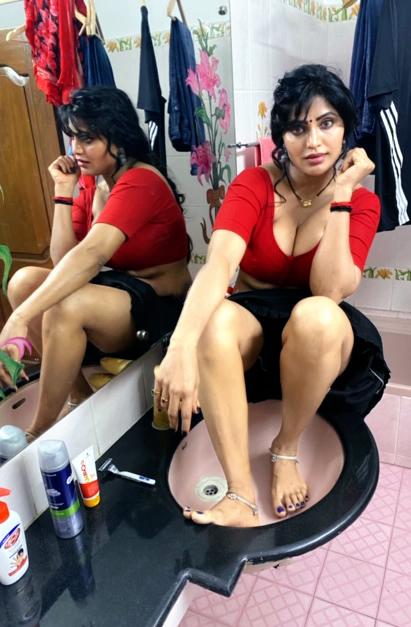 Shree Rapaka Wiki, Age, Biography, Movies, and Glamorous Photos 114