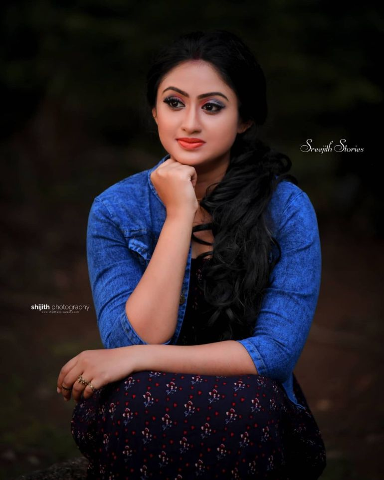 Swathy Nithyanand Bio, Wiki, Age, Husband, Serial, and Beautiful Photos 124