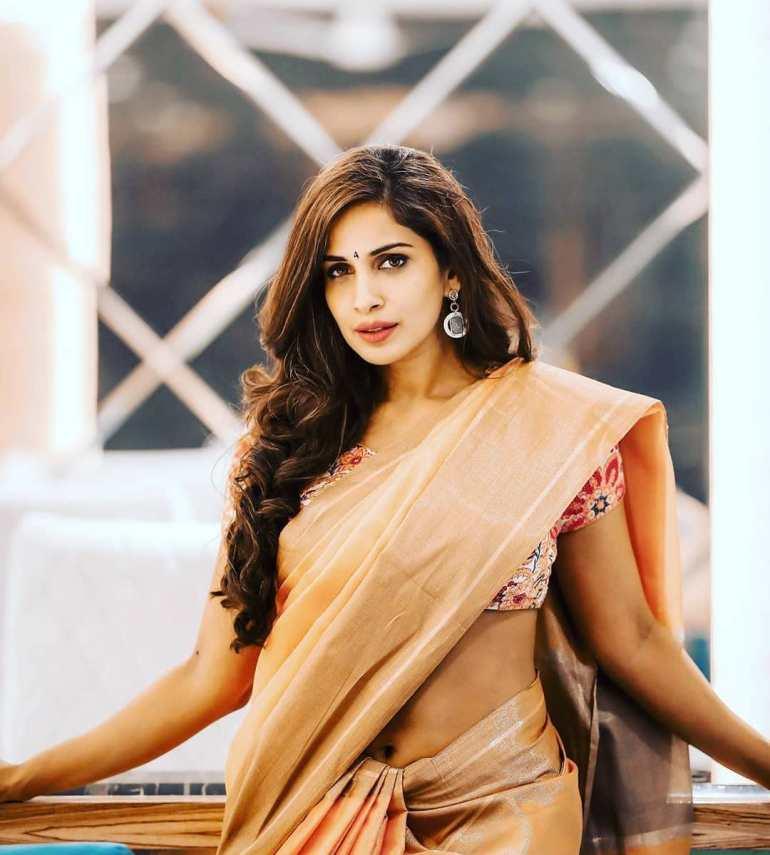 Samyuktha Karthik Wiki, Age, Bio, Movies, Husband, and Beautiful Photos 107