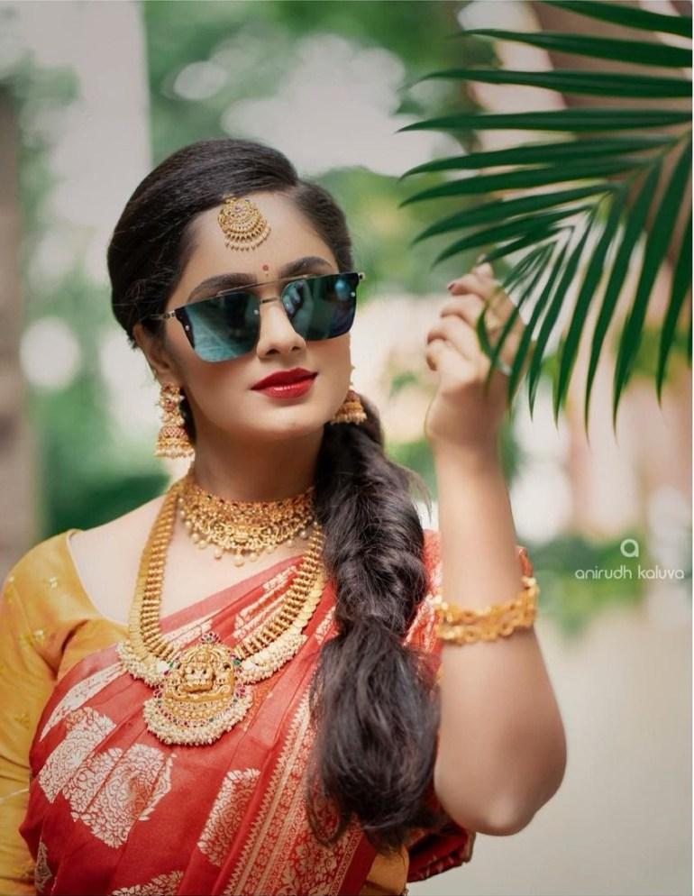 Tejaswini Gowda Wiki, Biography, Age, Boyfriend, Serial, and Beautiful Photos 115