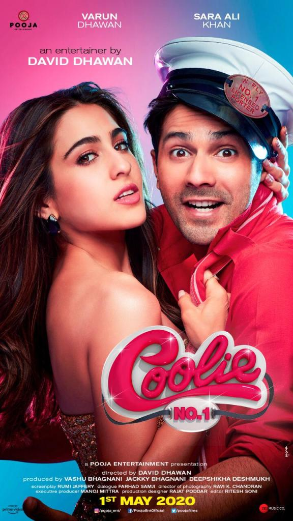 Coolie No 1 Movie (2021) Cast | Video Songs | Trailer | Release Date and Mp3 109