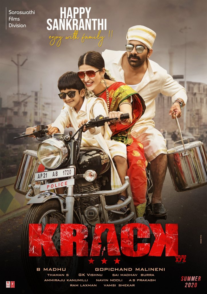 Krack Movie (2021) Cast | Video Songs | Trailer | Release Date and Mp3 110