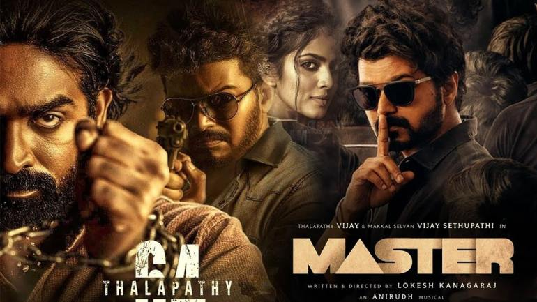 Master Movie (2021) Cast | Video Songs | Trailer | Release Date and Mp3 103