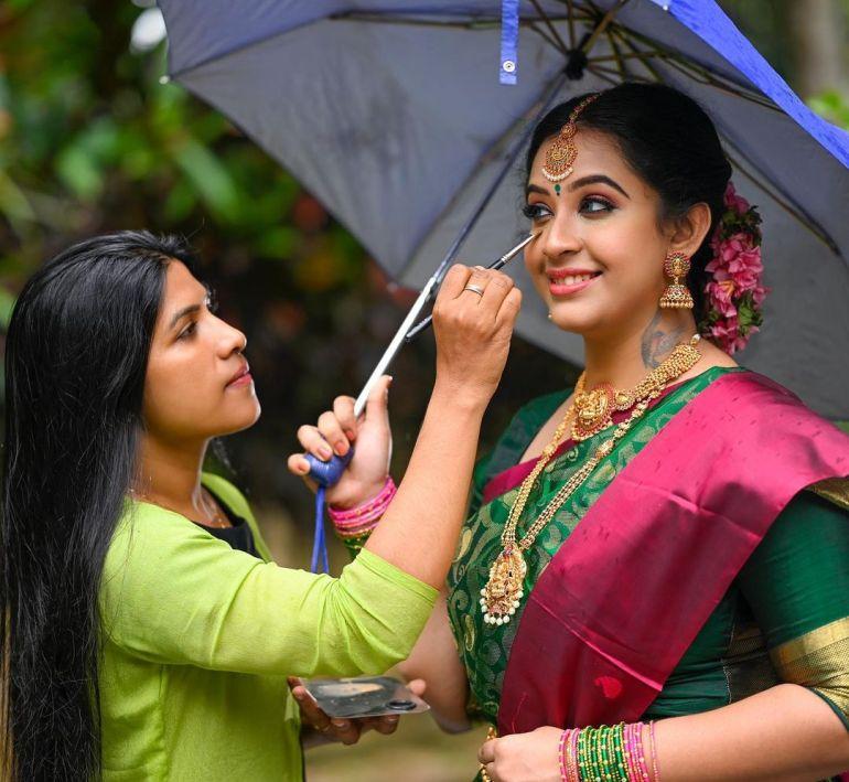 Sowbhagya Venkitesh Wiki, Age, Biography, Movies, web series, and Gorgeous Photos 112
