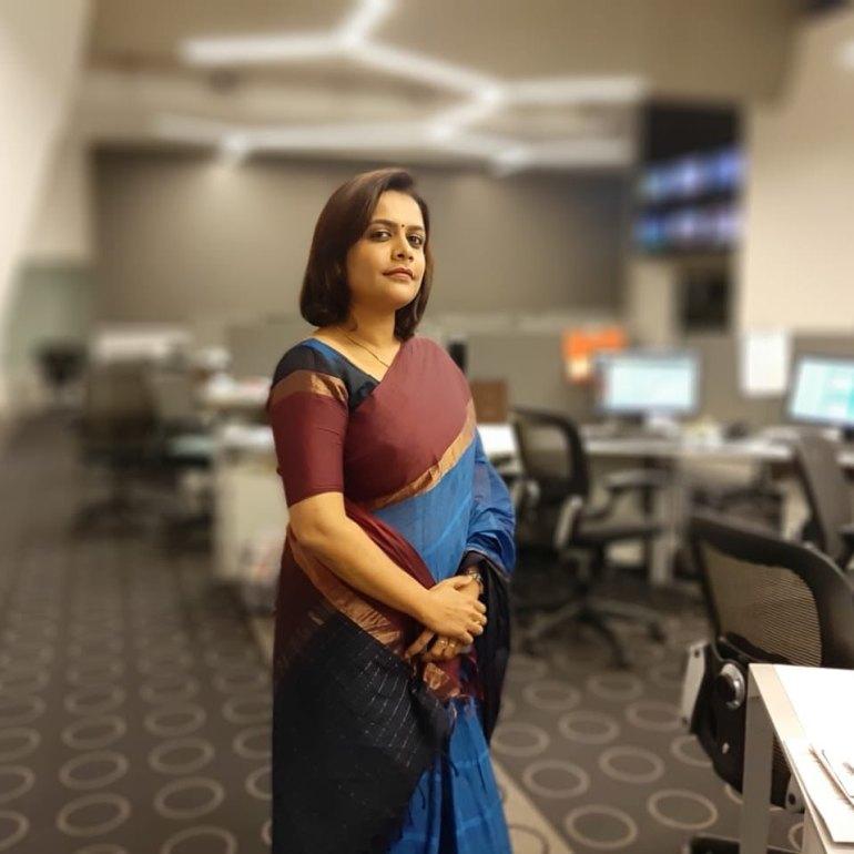Sreeja Shyam Wiki, Biography, Profile, and family 103