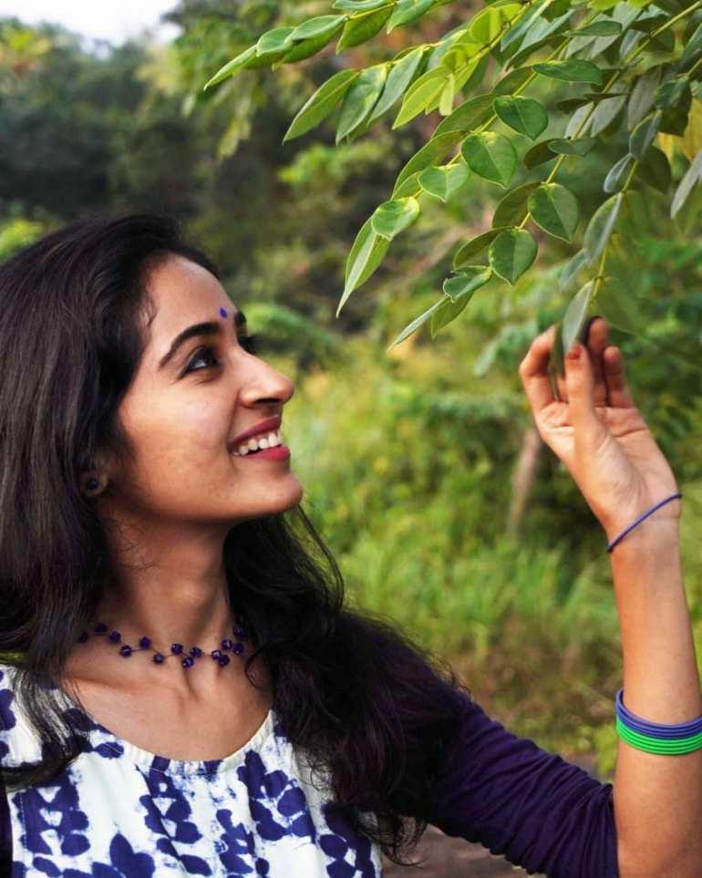 Dona Anna - Malayalam Web Series Star, biography and beautiful Photos 111