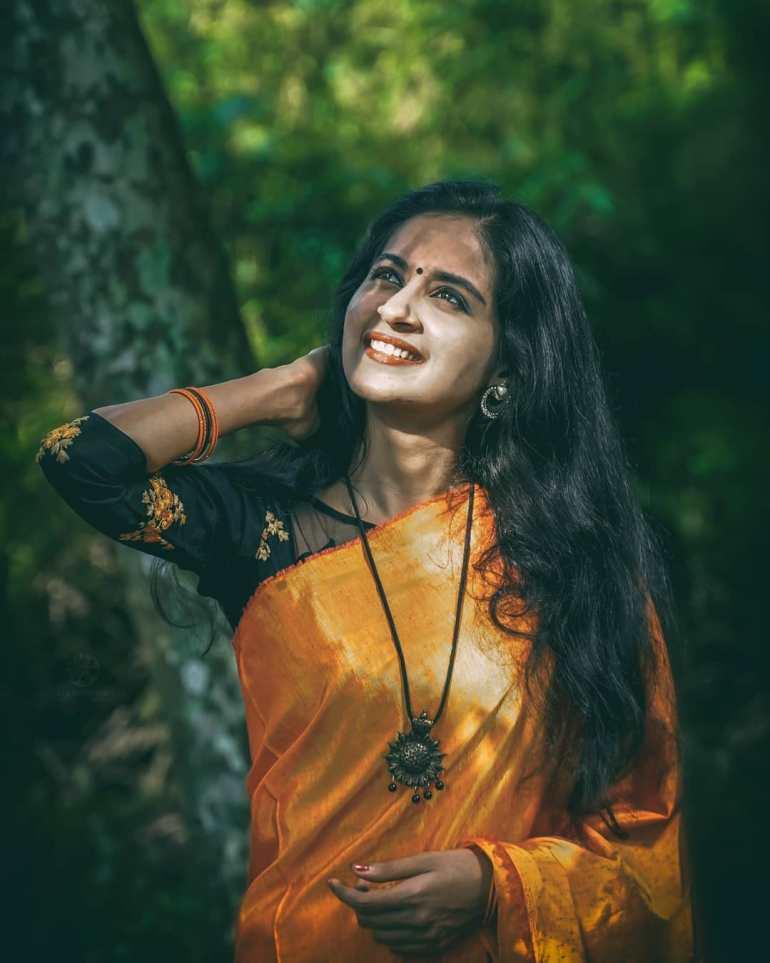 Dona Anna - Malayalam Web Series Star, biography and beautiful Photos 105