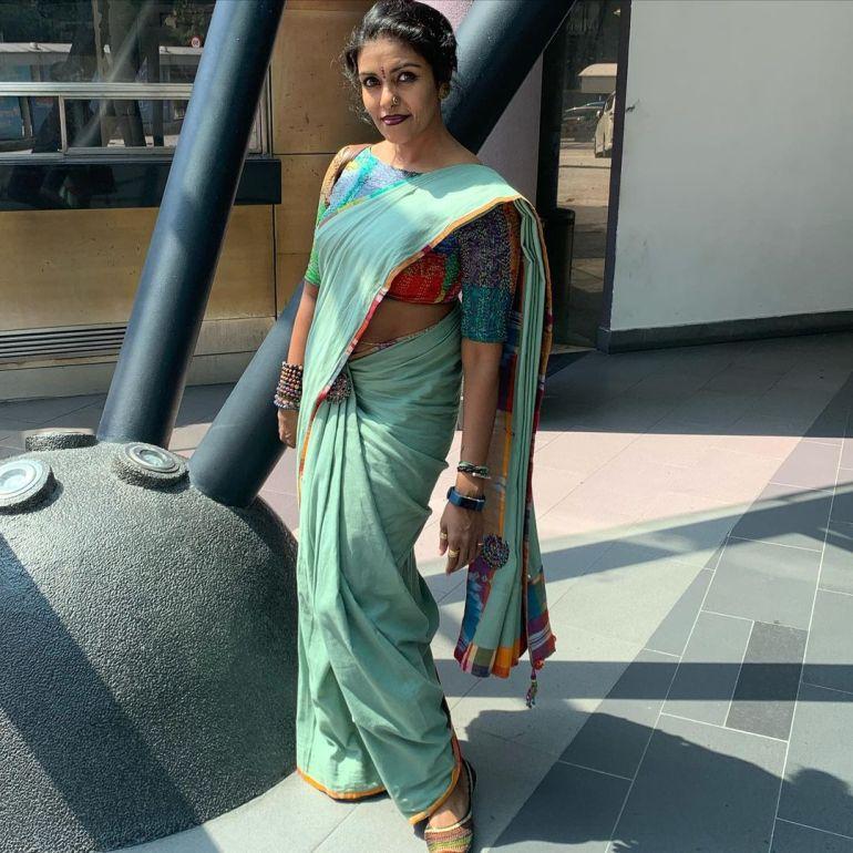 Sandhya Manoj (Malayalam Big Boss Contestant) Wiki, Age, Biography, and Beautiful Photos 114
