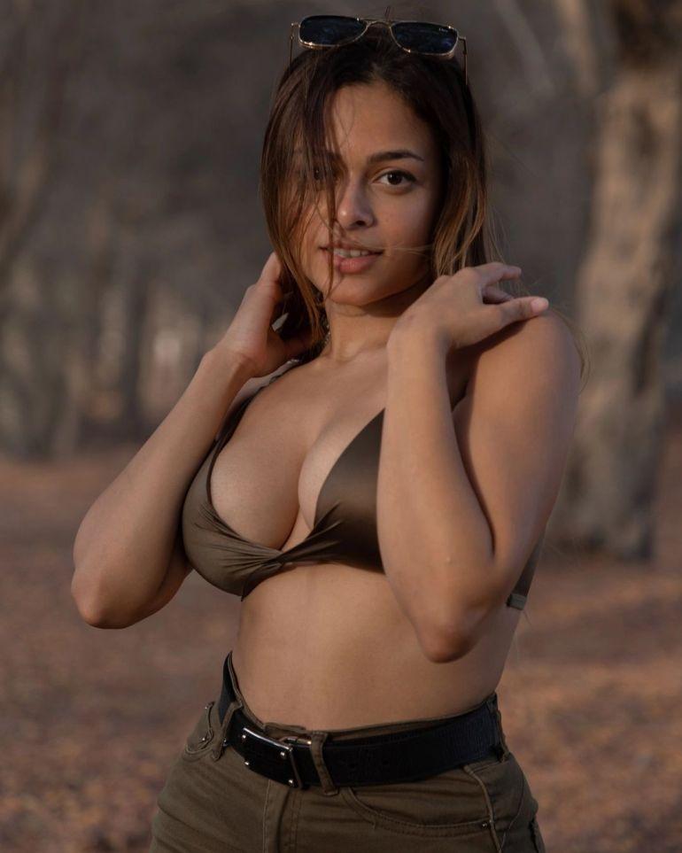 Ashwitha S Wiki, Age, Biography, Movies, and Beautiful Photos 114