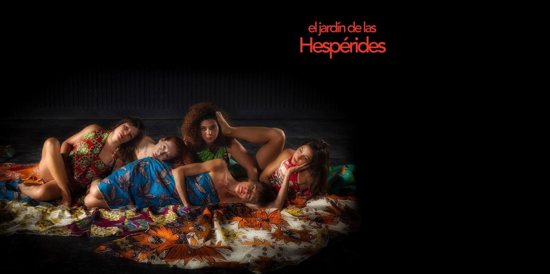 Hespérides - Alicia Soto Hojarasca - Compañia de Danza Contemporanea