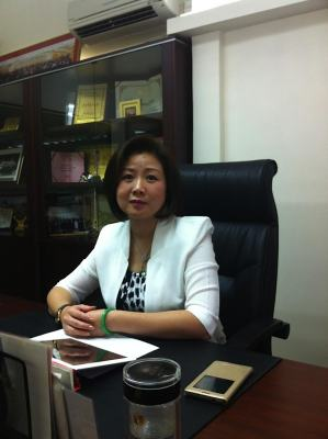 Melinda Chan