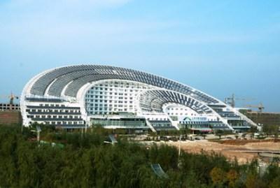 o desenvolvimento de energia solar na china