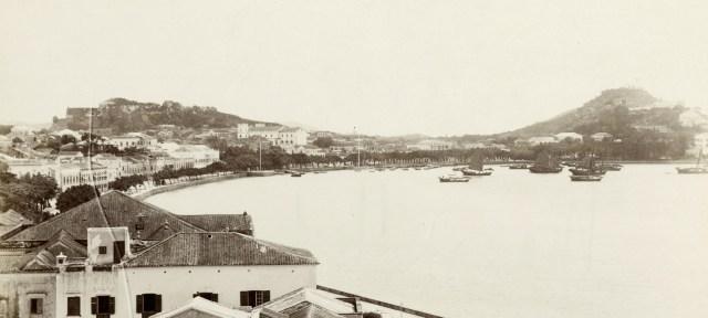 vista de Macau