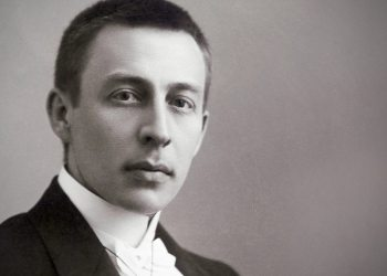 Sergei Rachmaninnoff (1873-1943)