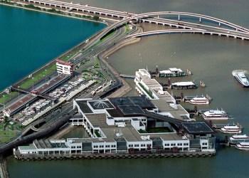 Terminal Maritimo do Porto Exterior  •~¥‰´»πBΩX¿Y  Outer Harbour Terminal