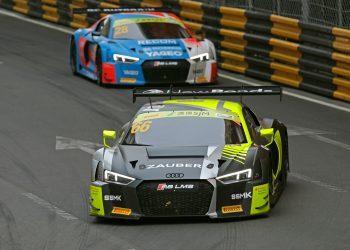 Audi R8 LMS #66 (Audi Sport Team WRT Speedstar), Robin Frijns