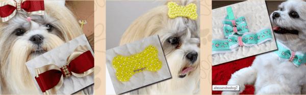 Laços para Pet - Laços 3