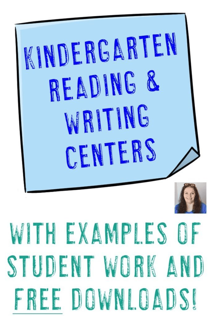This blog post is FULL of great ideas, book suggestions, FREE downloads, student samples, and more to help you make the most of your Kindergarten reading and writing centers. You'll find organizational tips, ideas for meeting with students individually, how to incorporate Daily 5, tips to follow your school's mandates, and more. These ideas can also be adapted to fit the 1st or 2nd grade classroom. Click through now to learn more! Even great for home school families. {K, first, second graders}