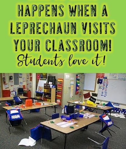 St. Patrick's Day – Getting Ready for the Leprechaun!