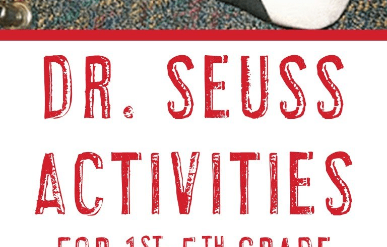 Dr. Seuss Activities & Fun Ideas!