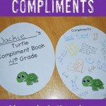 "Are you looking for end of year activities for your students? Then you're going to LOVE this turtle compliments activity! Students in 2nd, 3rd, 4th, 5th, or 6th grade will go around writing compliments on one another's ""shell"". Click through to get all the details! It comes with a memory book so you can make this your entire end of year project! Even better, it helps boost student morale, so you can use it at ANY time of year! $ (second, third, fourth, fifth, or sixth grade)"