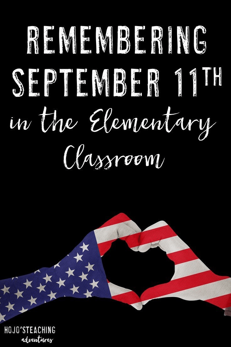 Many of today's students were not even alive when September 11 took place! So how are elementary teachers supposed to teach about 9/11 in the classroom? This blog post has some great ideas - freebies, books, videos, and more!