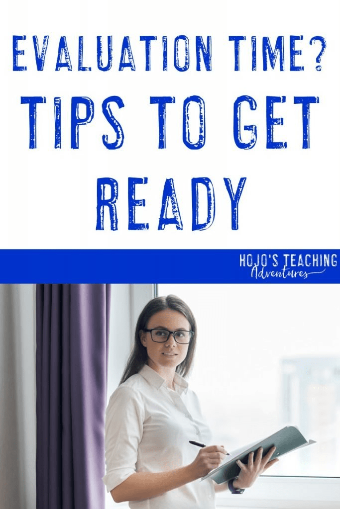evaluation time? tips to get ready