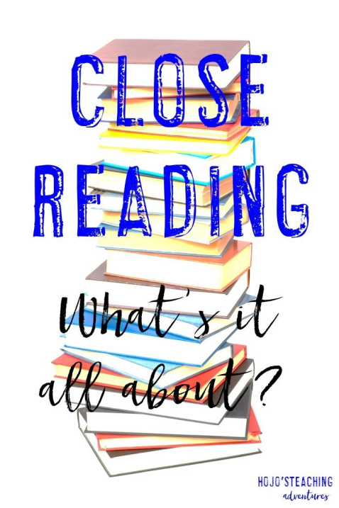 Are you struggling with Close Reading in your elementary classroom? Then the tips and ideas at this blog post are sure to help you out! You'll get a free download that will make the entire concept easier!