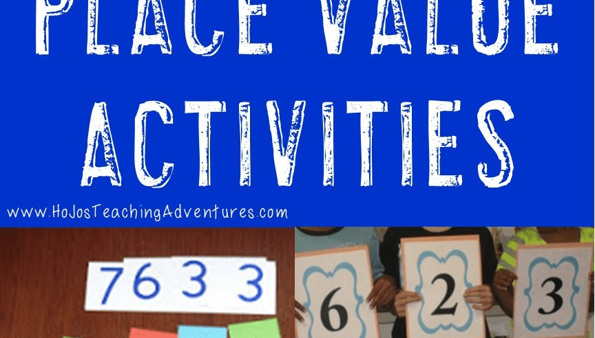 Teaching Place Value {Great Ideas, FREEBIES, and More!}
