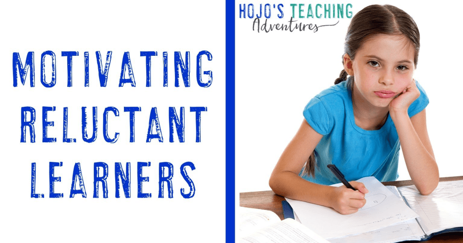 Motivating Reluctant Learners