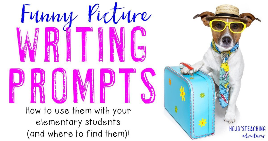 Funny Picture Writing Prompts