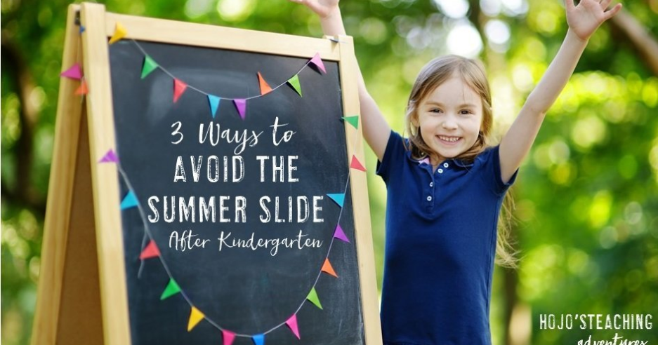 3 Ways to Avoid the Summer Slide
