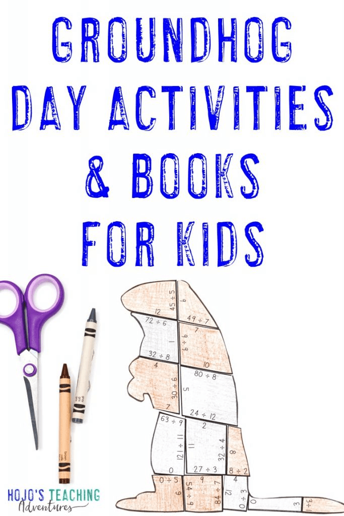 Groundhog Day Activities & Books for Kids