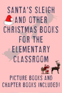 Santa Books for Kids - picture & chapter books