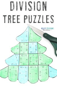 Click to buy your own division tree puzzles!