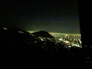日本新三大夜景、もいわ山、札幌市