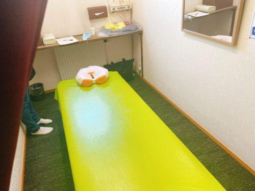 「整体 厚別CS60」の施術室