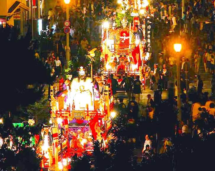 姥神大神宮渡御祭(江差町) | ...
