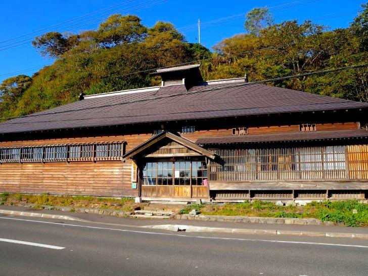 小樽市祝津の茨木家中出張番屋