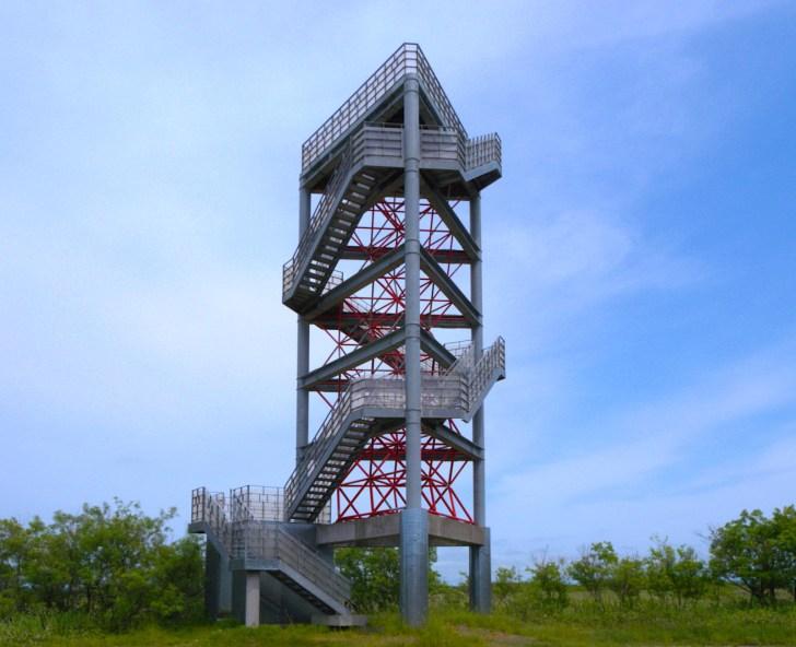 幌延展望塔(幌延ビジターセンター展望台)
