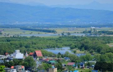 円山展望台